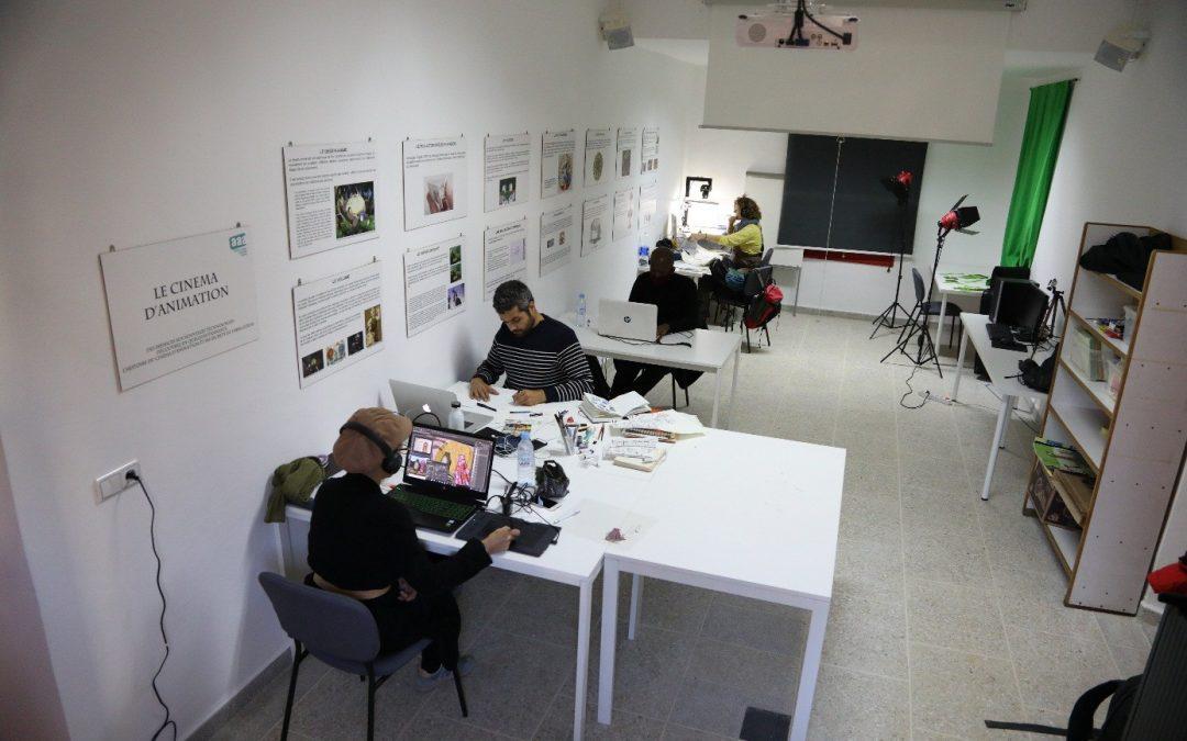 Résidence de projets d'animation – Festival international d'animation de Meknès