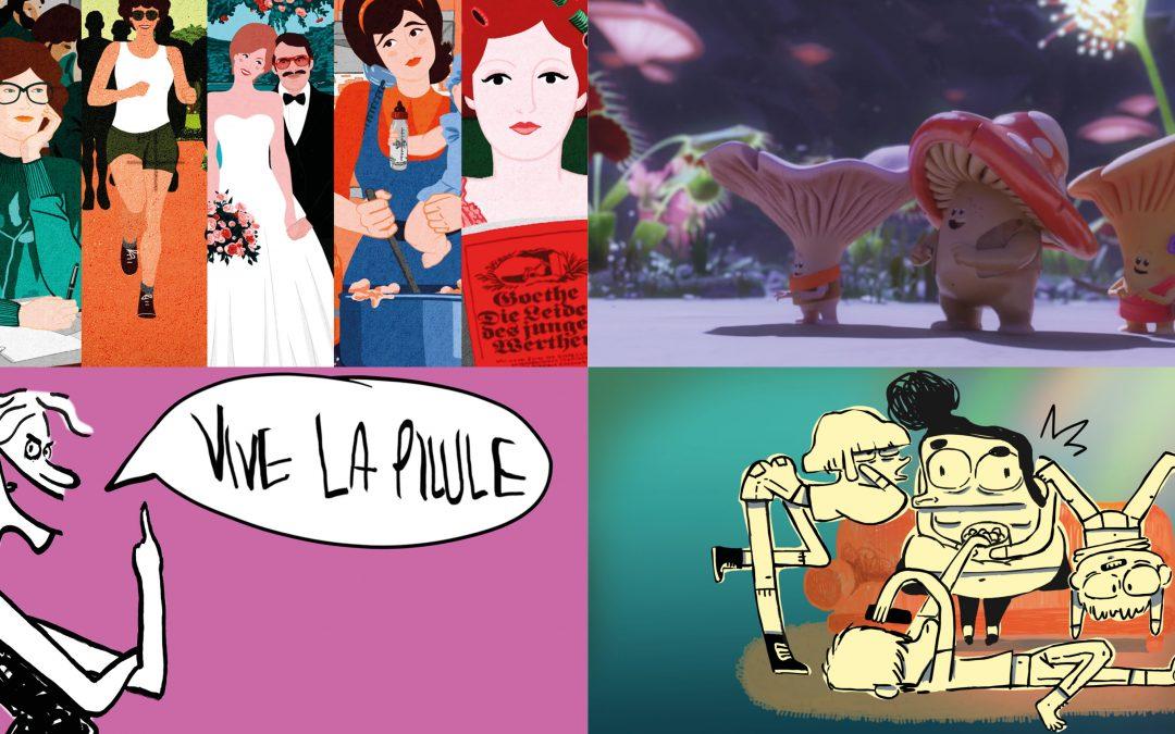 Coup de coeur de l'AGrAF pour une série originale d'animation française